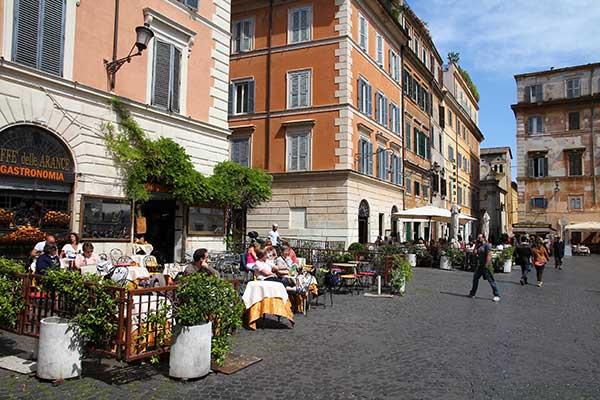 Alojarse en Trastevere en tu visita a Roma
