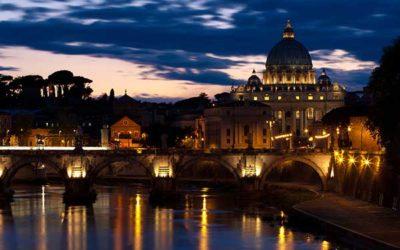 Los mercados Navideños en Roma