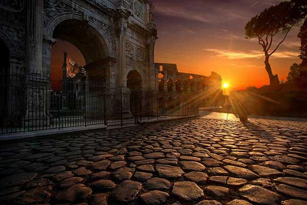 Breve historia de Roma
