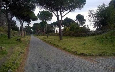 La Vía Appia de Roma